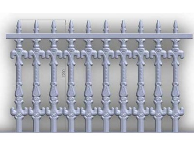 Hàng rào bê tông và vấn đề phong thủy