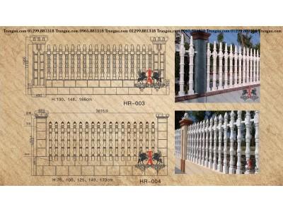 Đánh giá độ bền của hàng rào bê tông ly tâm