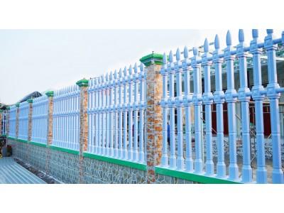 Hàng rào bê tông ly tâm