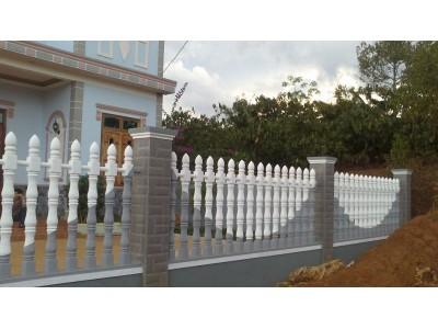 Giá trị mà hàng rào bê tông mang lại