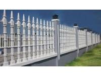 Hàng rào bê tông: giá trị cổ điển vượt thời gian