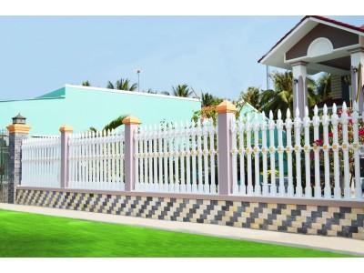 Những mẫu hàng rào bê tông ly tâm đẹp mê hoặc