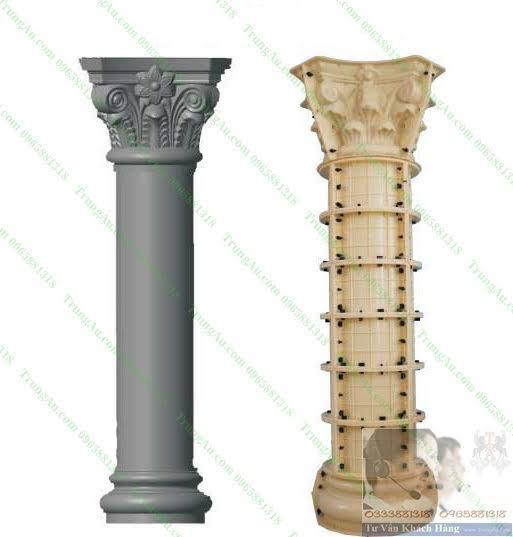 Khuôn Cột